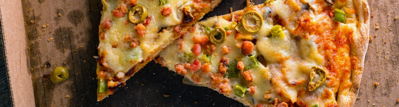 Pizza is a healthier breakfast than most cereals ccuart Image collections