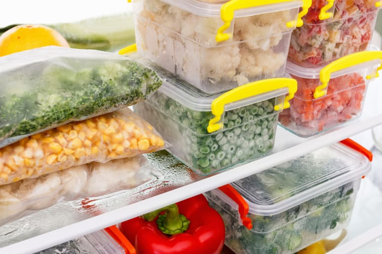 Defrost Food Correctly