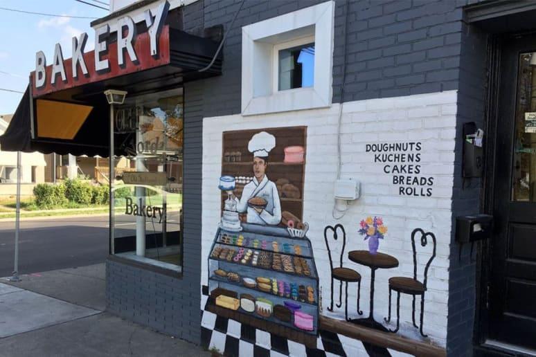 Kentucky: Nord's Bakery, Louisville