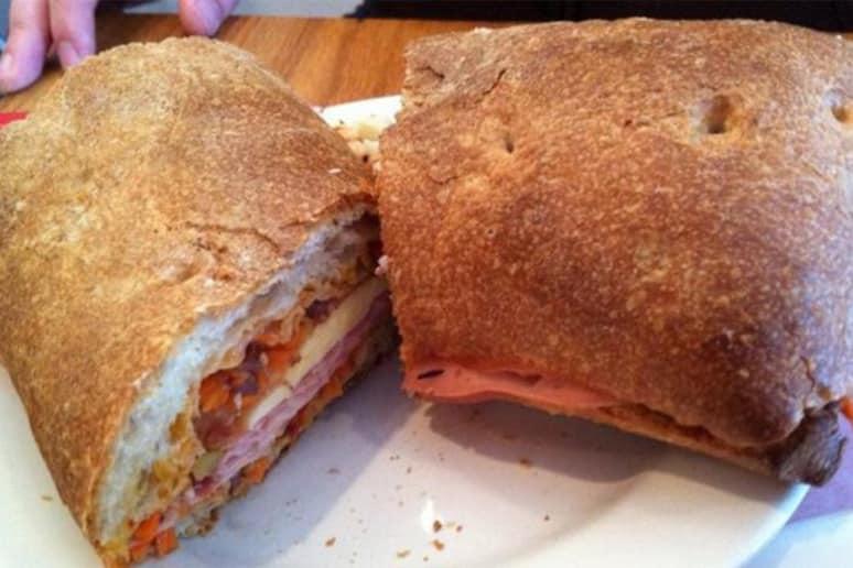 Best Sandwich: Cutty's, Brookline: Spuckie