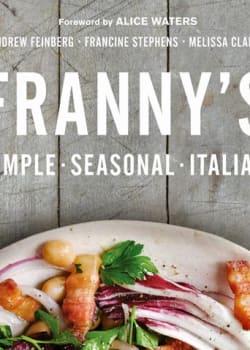 Franny's Cookbook Cover