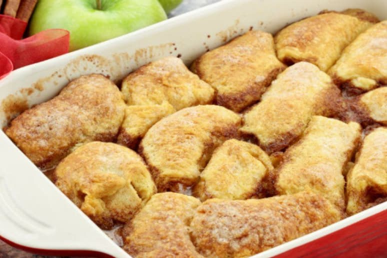 Apple Pie Dumpling