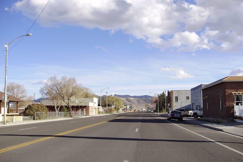 Nevada: Wells