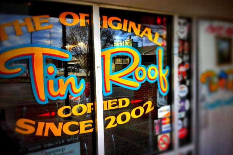 Tin Roof, University of Tennessee, Nashville, Tenn.