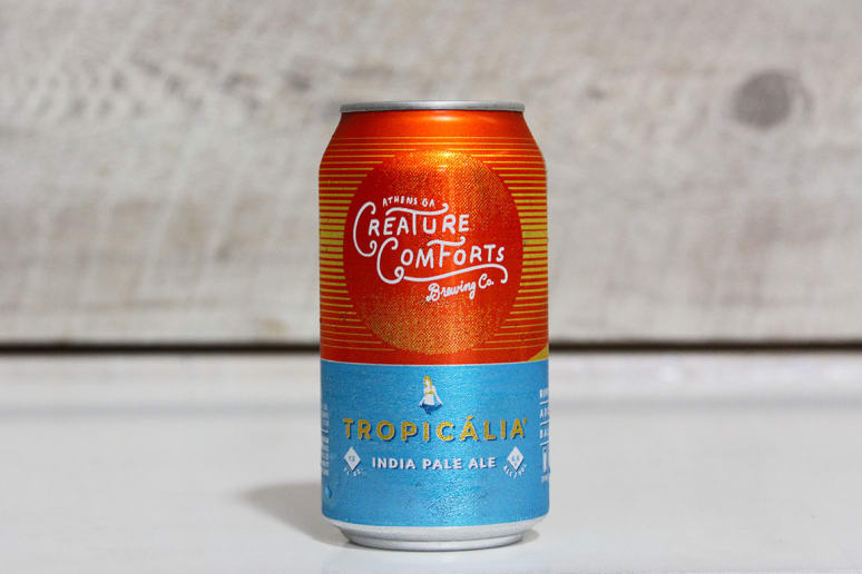 Creature Comforts Brewing Co. Tropicália