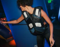 Gun Down Robots and Sip Cocktails at New York's Competitive Laser Tag Brunch