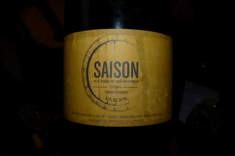 Casey Brewing & Blending Saison