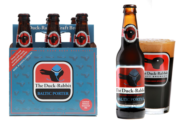 The Duck-Rabbit Craft Brewery Baltic Porter