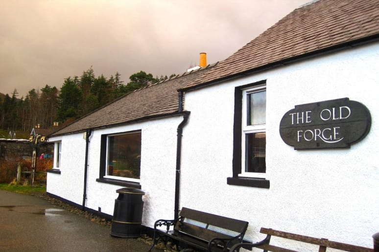 The Old Forge, Inverie, Scotland