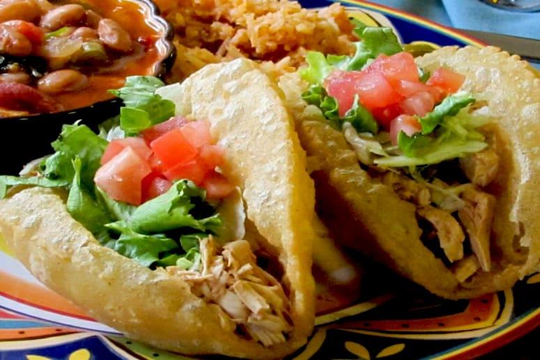#81 Henry's Puffy Tacos, San Antonio