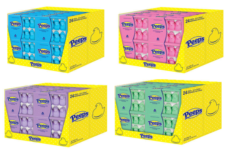 People Have Strong Feelings About Peeps