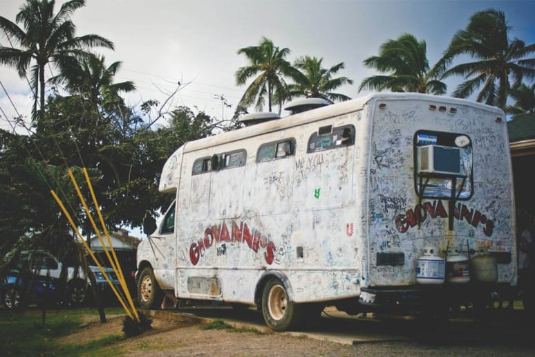 #13 Giovanni's Shrimp Truck, Oahu, Hawaii