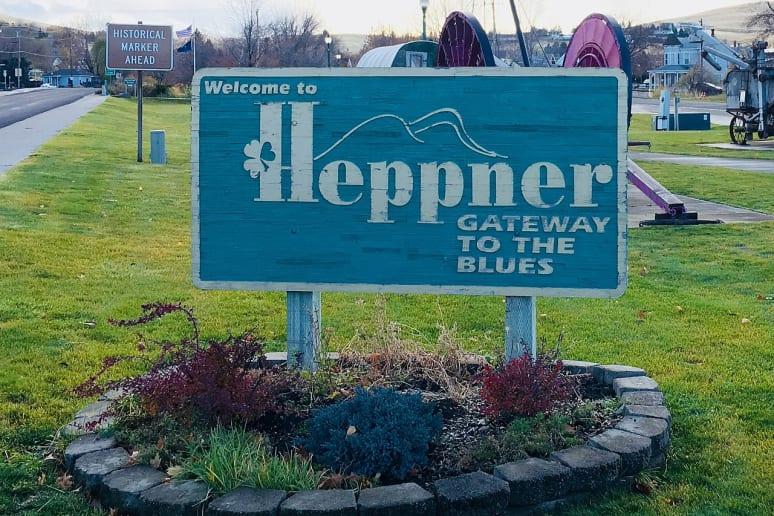 Oregon: Heppner