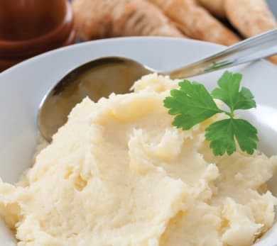 Mashed Turnips in Slow Cooker