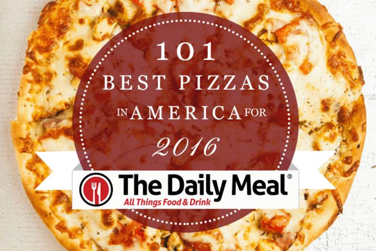101 Best Pizzas 2016