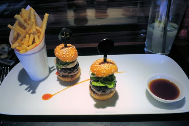 #7 L'Atelier de Joël Robuchon, New York City and Las Vegas: Le Burger ($42)