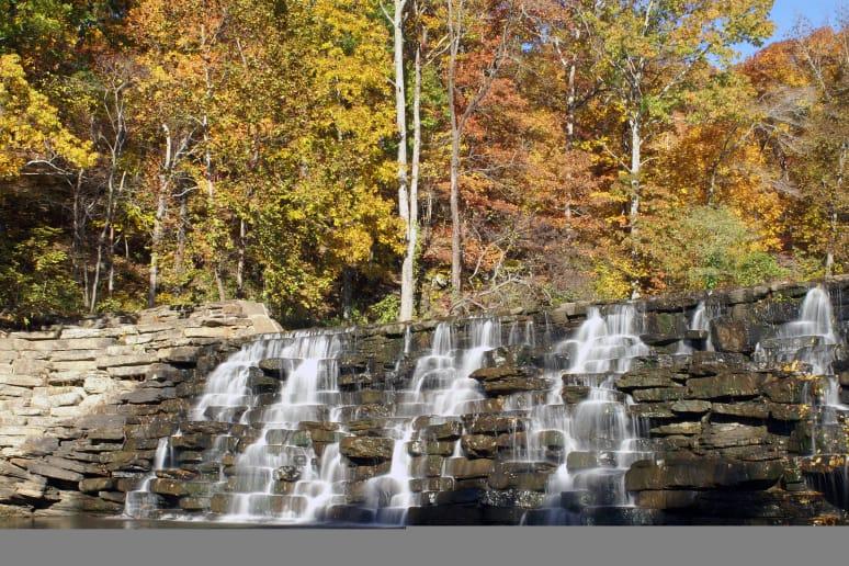 Arkansas: Devil's Den State Park (West Fork)