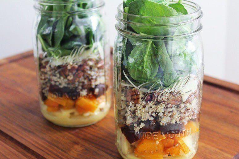 Quinoa Squash Salad