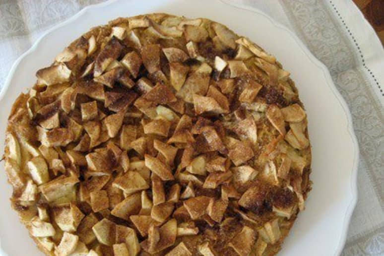 Another Great Apple Cake