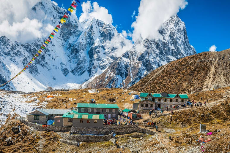 The Irish Pub at the base of Mt. Everest, Namche Bazaar, Nepal