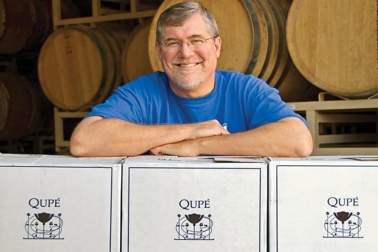 25. Qupé Winery, Los Olivos, Calif.