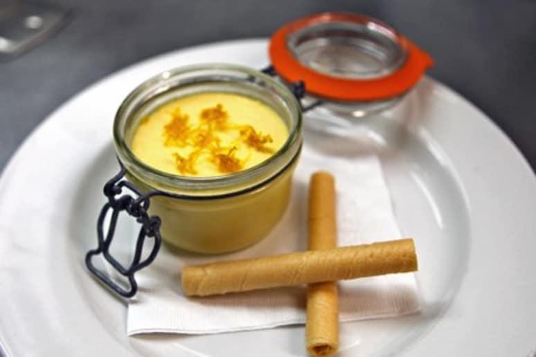 Citrus Pot au Crème