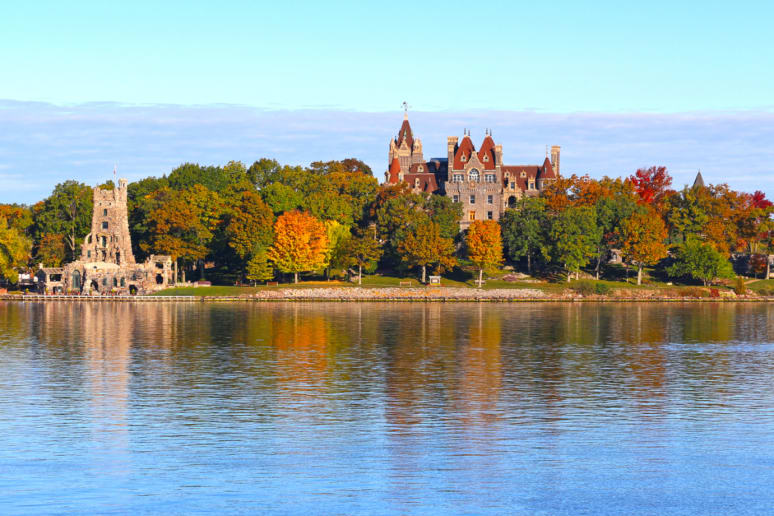 Thousand Islands, N.Y.