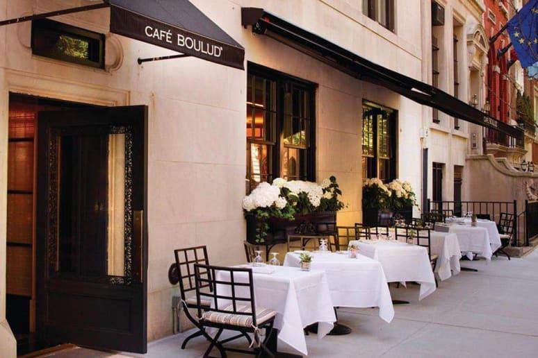 #50 Café Boulud, New York City