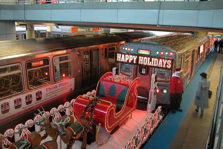CTA Holiday Train (Chicago, Ill.)
