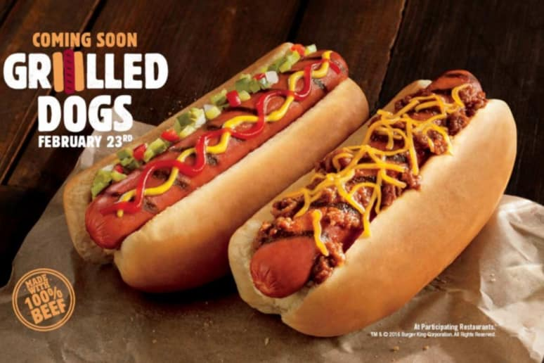 These hot dogs are selling more like hot cakes.