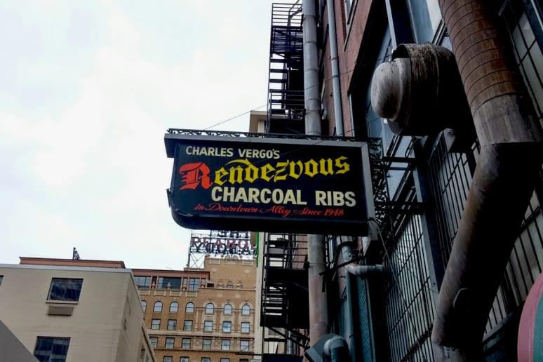 #46 Charlie Vergo's Rendezvous, Memphis