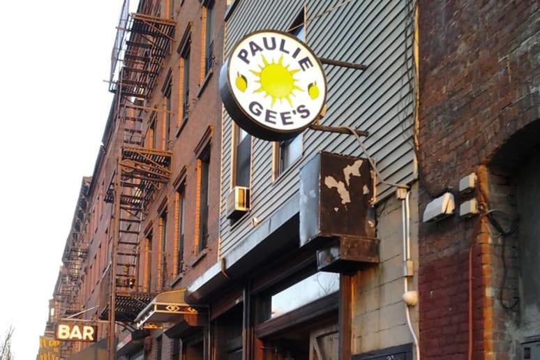 #50 Paulie Gee's, Brooklyn, N.Y. (Regina: Mozzarella, tomatoes, pecorino romano, olive oil, fresh basil)