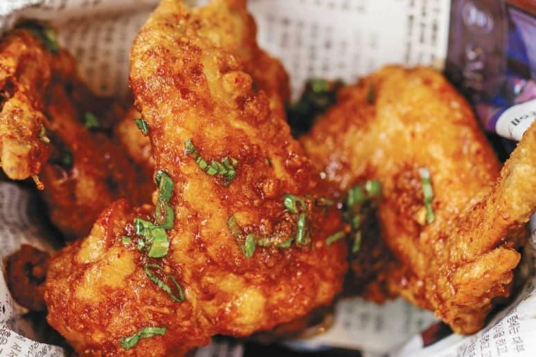 Dakgangjeong (Koreatown Fried Chicken)