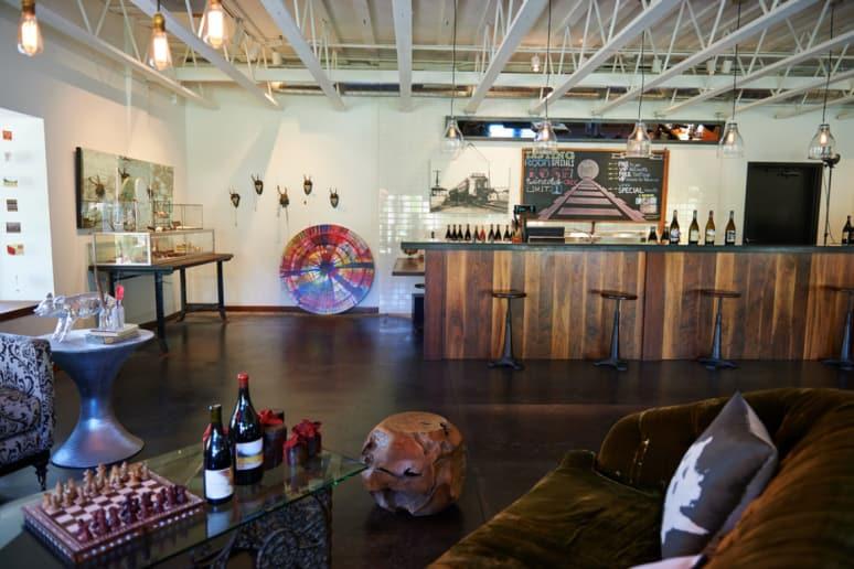 78. Red Car Wine Company, Sebastopol, Calif.