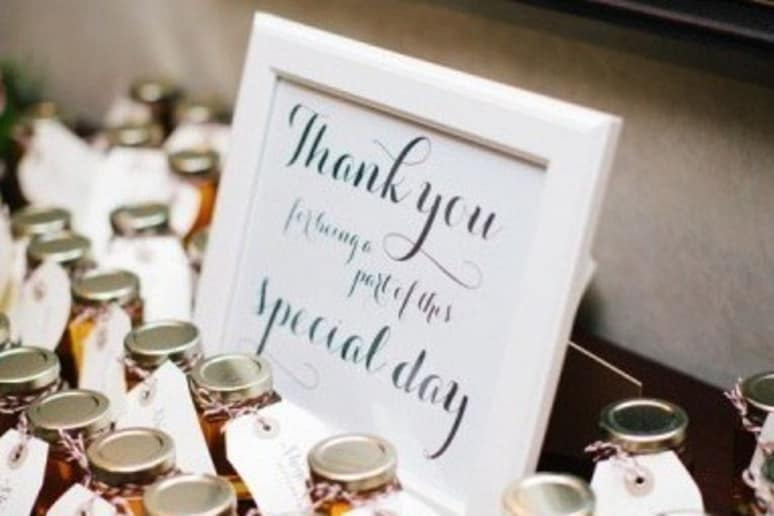 7 best edible wedding favors that arent jordan almonds junglespirit Gallery