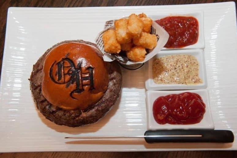 #6 Old Homestead, New York City: 20-Ounce Kobe Burger ($43)