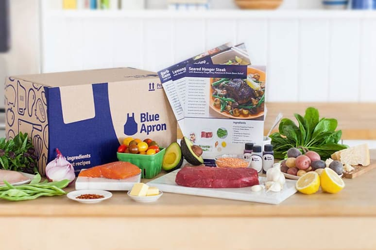 All of those fancy meal kits you bought were not regulated by the state.