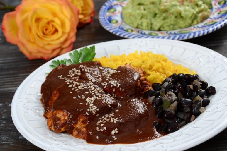 Mole Is the Official Dish of Cinco de Mayo