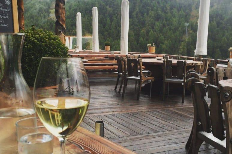 Chez Vrony, Zermatt, Switzerland