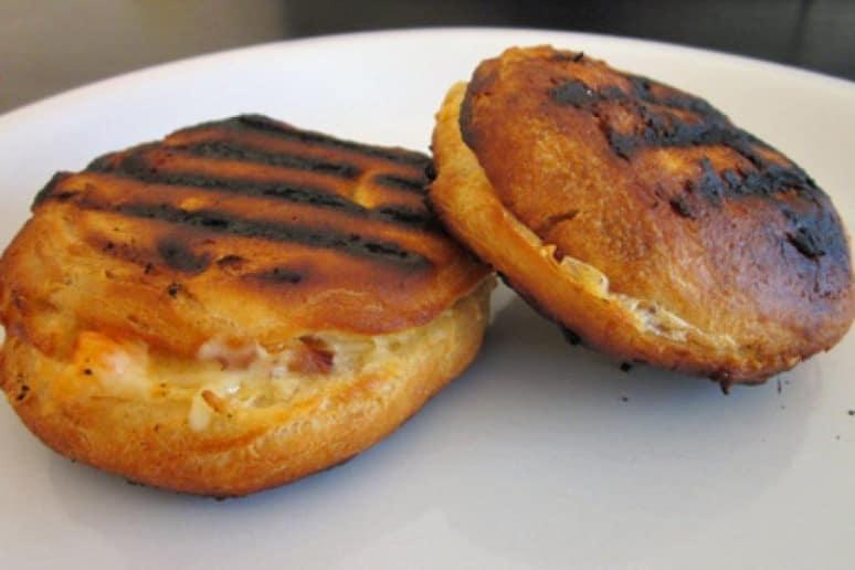 Pillsbury Biscuit Breakfast Sandwiches