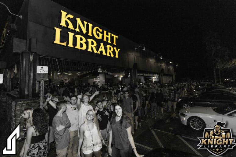 Knight Library, University of Central Florida, Orlando, Fla.
