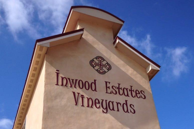 55. Inwood Estates Vineyards, Fredericksburg, Texas