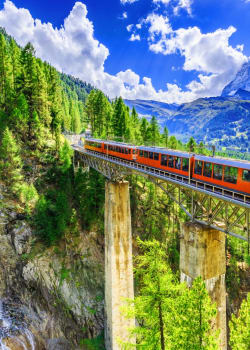Geneva Zermatt Tour