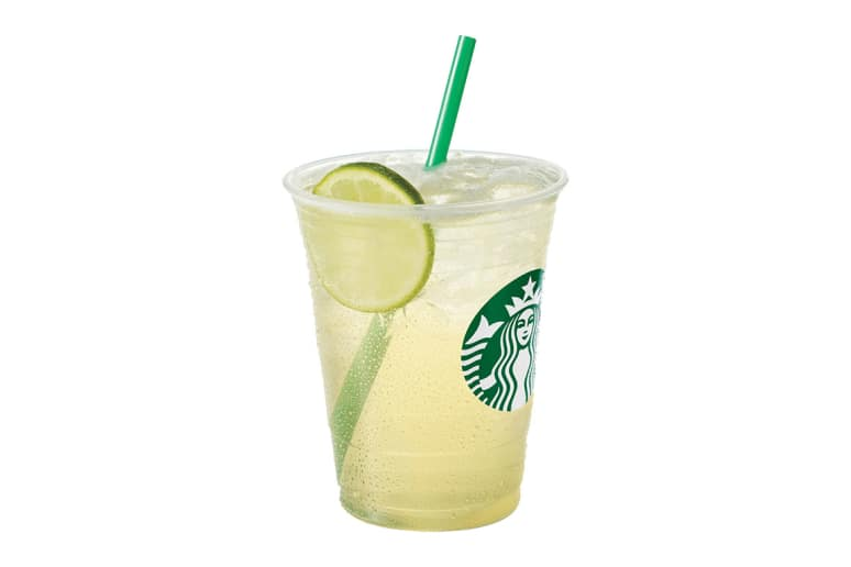 6. Cool Lime Starbucks Refreshers Beverage