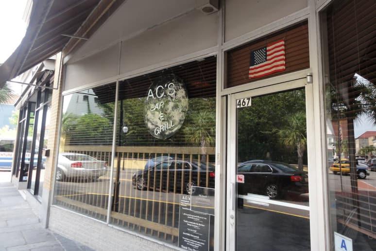 AC's, College of Charleston, Charleston, S.C.