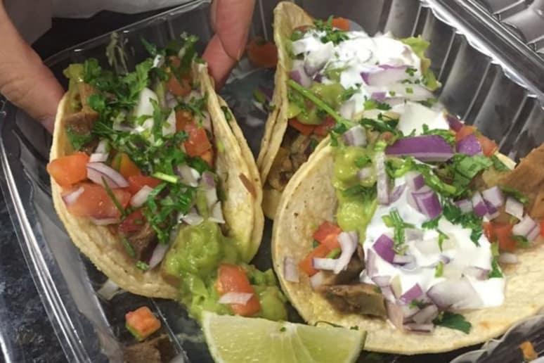 Best Taco: Taco Loco, Boston: Lengua