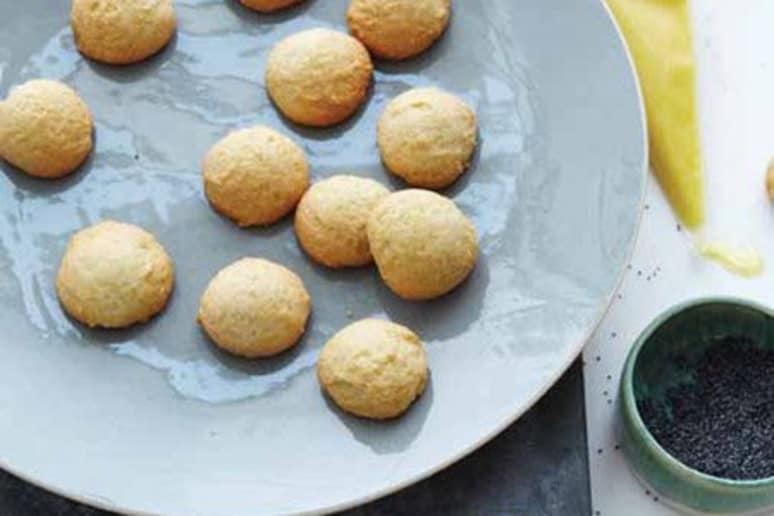 Buttermilk Tea Cookies