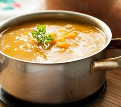 Vegan Sweet Squash Soup