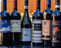 Classic Italian wines are sure to be a hit at your Christmas table. I