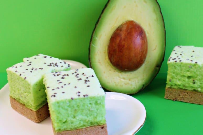 avocado toast marshmallow